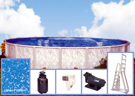 DIY Above Ground Pool Kits