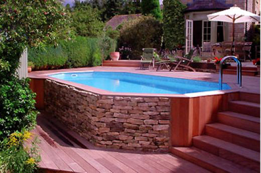 Onground Swimming Pools - Above Ground Pool