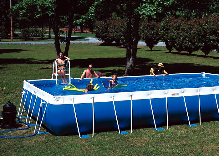 Portable Swimming Pools - Above Ground Pool