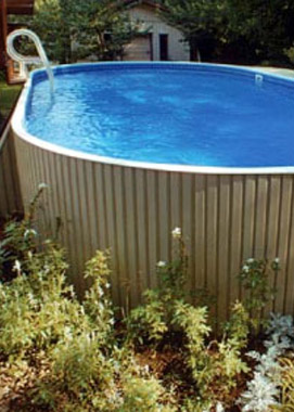 Vinyl Liner Swimming Pools Systems