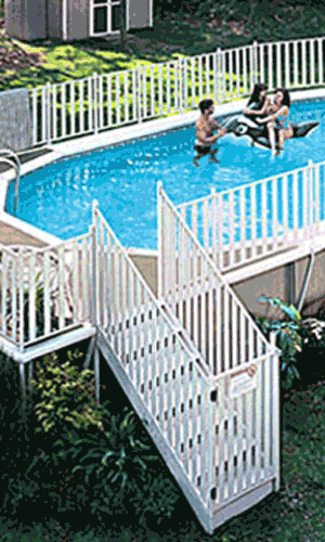 Above Ground Pool Systems for Texas