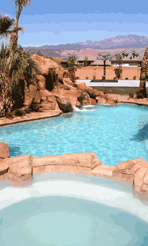 Custom Swimming Pools Systems for Arizona