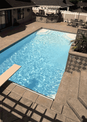 Fiberglass Swimming Pools Systems for West Virginia