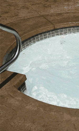 Inground Hot Tubs Spas Systems for Georgia
