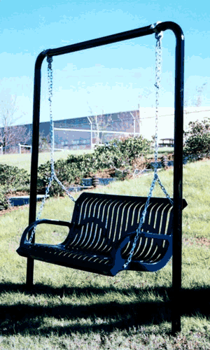 Park Furniture Systems for Louisiana