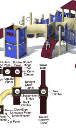 Play Systems Design Systems for Arkansas