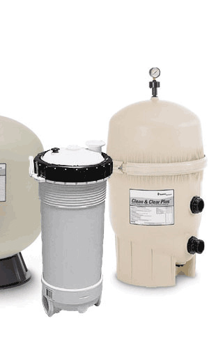 Pool Filters Systems for Utah