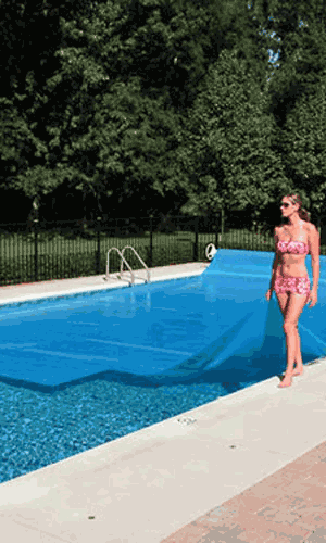 Solar Pool Covers Systems for North Dakota