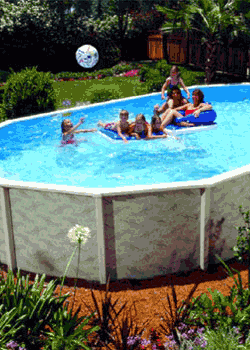 Steel Wall Swimming Pools Systems for Massachusetts