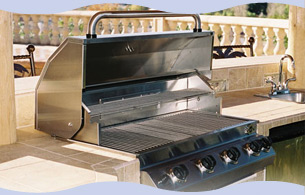 Outdoor BBQ Barbecue Grills