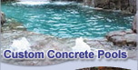 Custom Concrete Swimming Pools