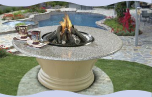 Fire Pits Outdoor Fire Pits Fireplaces Gas And Glass