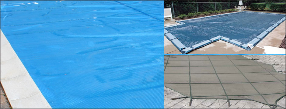 Swimming Pool Cover Kits