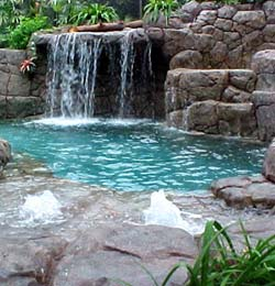 gunite pools In Ground Swimming Pool