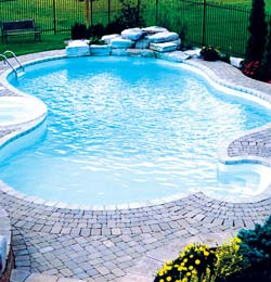 vinyl liner pools Vinyl Inground Pools