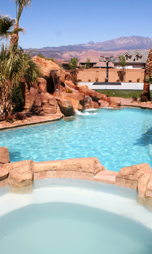 Custom Swimming Pools Systems