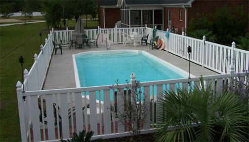 Fort Lauderdale Fl Classic Fiberglass Pools Swimming Pool Systems For In The Ground