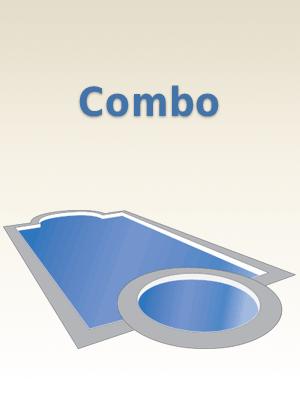 Combination Fiberglass Pools
