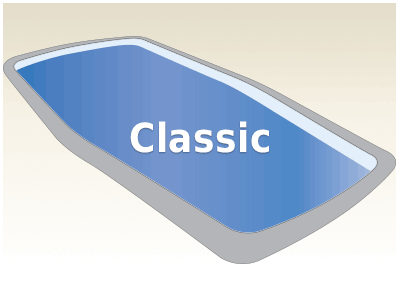 Classic Fiberglass Pools Kits