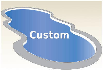 Custom Fiberglass Pools Kits