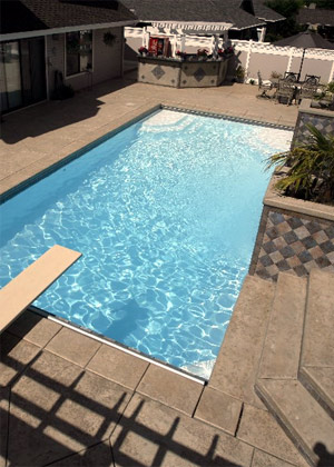 Fiberglass Swimming Pools Systems