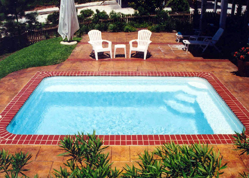 Fiberglass Spool Pool