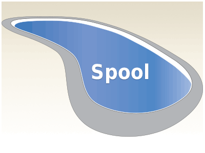 Spool Fiberglass Pools Kits