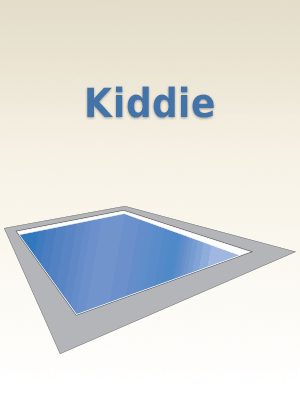 Kiddie Fiberglass Pools