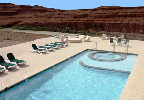 Commercial Swimming Pools - Inground Pool