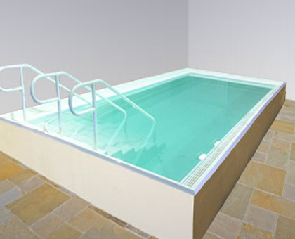 Hydro Therapy Pools - Inground Pool