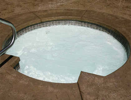 Inground Hot Tubs & Spas - Inground Pool