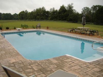 Rectangle Vinyl Liner Pool - Florida