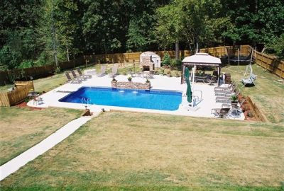 Rectangle Vinyl Liner Pool - Rectangle