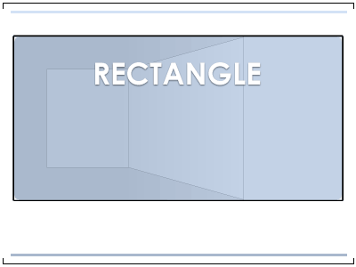 Rectangle - Vinyl Liner Swimming Pools