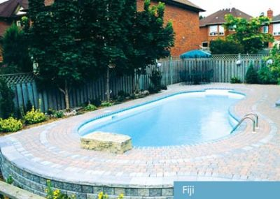Unique Vinyl Liner Pool - Fiji