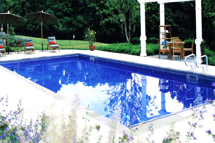 Vinyl Liner Swimming Pools Texas