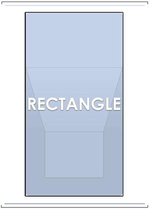 Rectangle Vinyl Liner Pools
