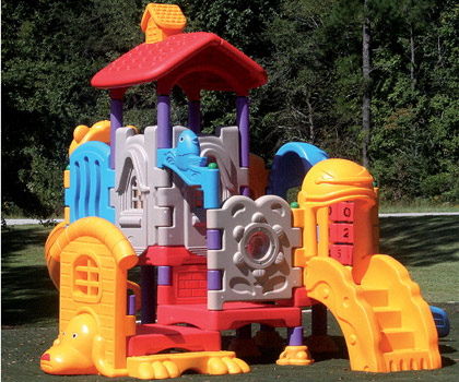 Play Equipment - Play Systems