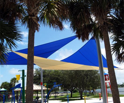 Shades & Canopies - Play Systems