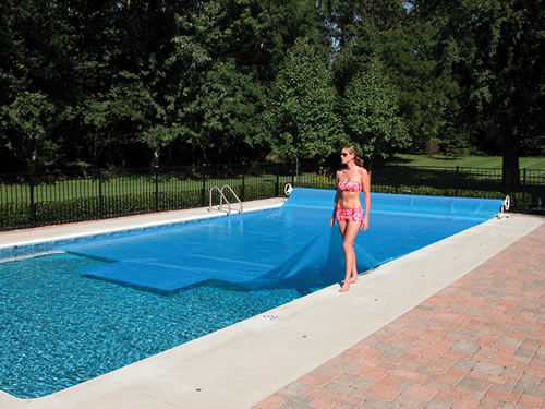 Solar Pool Covers - Pool Cover