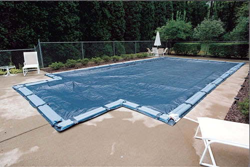Pool Cover Covering Inground Amp Above Ground Pools