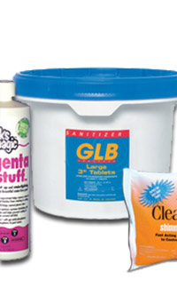 Pool Chemicals Systems
