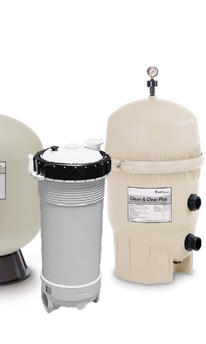 Pool Filters Systems