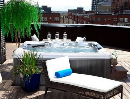Spas Hot Tubs Washington DC